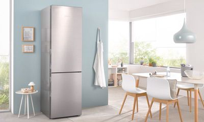Amerikanischer Kühlschrank In Küche Integrieren : Kühl gefrierkombination getrenntes kühlen und gefrieren in einem